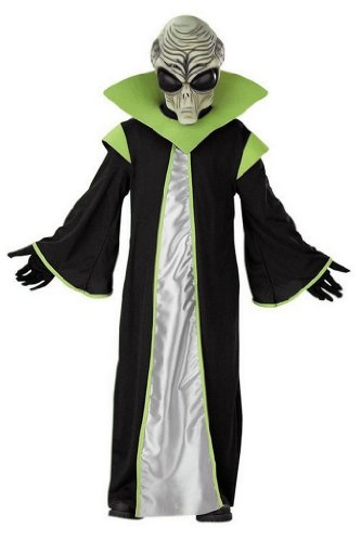 Deluxe Alien Halloween Costume for Kids