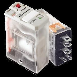 General Purpose Relays Slim Power Relay Plain Cover With Led (1 Piece)