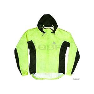 O2 Rainwear Primary Jacket by O2 Rainwear