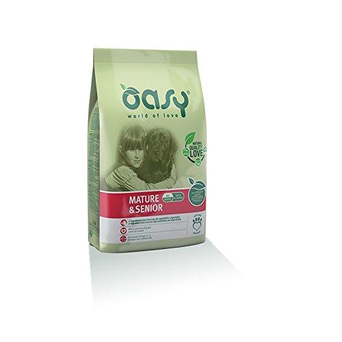 OASY Alimento secco per cane mature senior 12kg - Mangimi secchi per cani