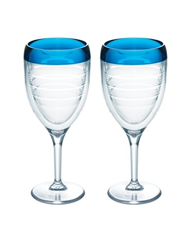 Tervis Blue infusion Wine Glass (2-Pack) (Wine Tervis compare prices)