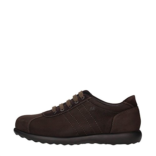 Braking 5860 Sneakers Uomo Pelle MARRONE MARRONE 42
