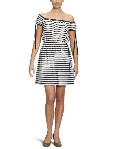 Marina Yachting Damen Kleid (knielang), gestreift ...