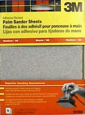 3M Company 5Pk Med Sander Sheet 9210Na Sander - Grinder Accessories