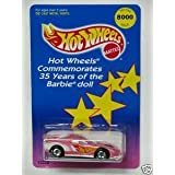Hot Wheels Commemorates 35 Years Of The Barbie Doll With This Limited Edition Second Issue 1993 Chev