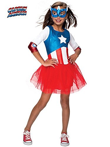 Rubie's Marvel Universe Classic Collection Metallic American Dream Costume