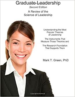 Graduate Leadership Second Edition