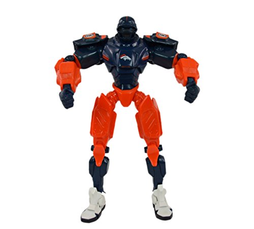 Official National Football Fan Shop Authentic NFL Fox Sports Cleatus Robot (Denver Broncos)