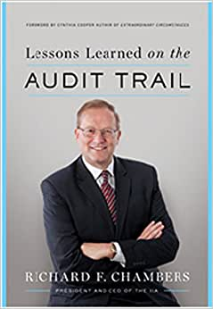 Lessons Learned On The Audit Trail
