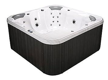 Jacuzzi d 39 ext rieur spa spa 6 places acrylique for Jacuzzi exterieur 6 places