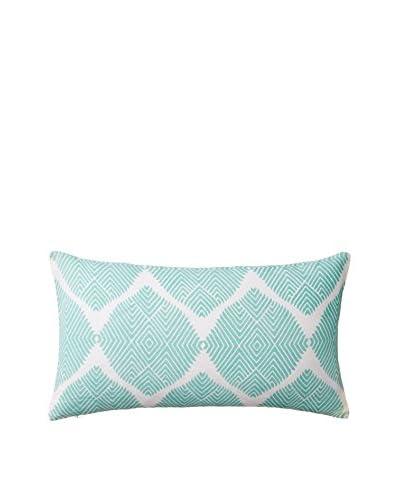 Allem Studio Indus Lumbar Pillow, Seafoam