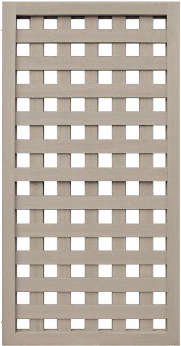 Yardistry 2 High Lattice Panel
