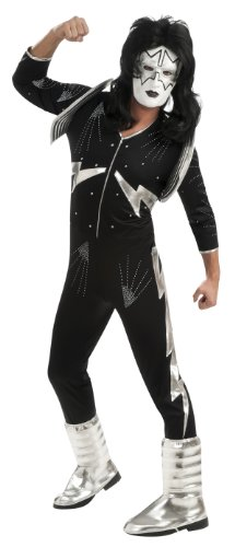 Kiss Deluxe The Spaceman Costume