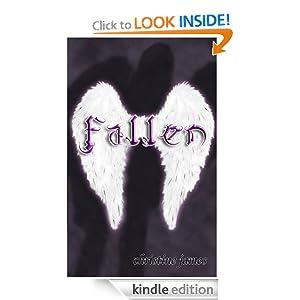 Fallen (The Chosen Series) Christine James