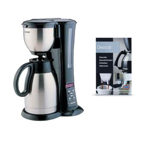 Zojirushi Ecbd15 Fresh Brew Stainless Steel Thermal Carafe Coffee Maker. Home Garden Kitchen ...