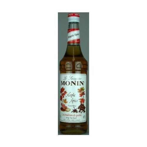 Monin Premium Maple Spice Syrup 700 ml