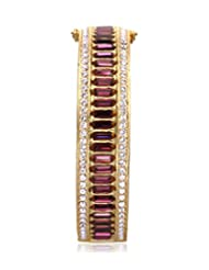 Eclat Brass Gold Plated Bracelet For Women New Fashion Jewelry (1011179GRAM)