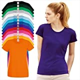 Fruit of the Loom - Lady-Fit Valueweight T - Modell 2013