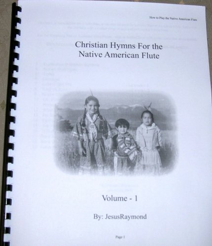 Christian Hymns for the Native American Flute