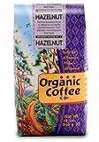 The Organic Coffee Company, Hazelnut - 12 oz. Whole Bean
