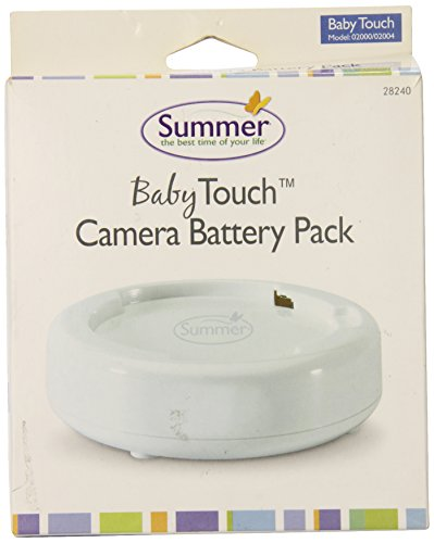 Summer Infant 02000Z Baby Touch Camera Battery Pack - 1