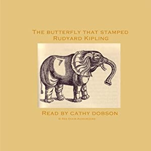 The Butterfly That Stamped Audiobook