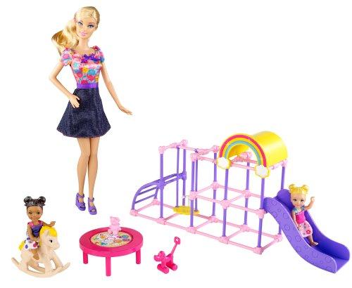 Barbie I Can Be Nursery School Teacher Playset front-951772