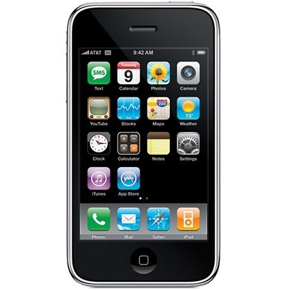 Apple iPhone 3GS 8GB Black Unlocked AT&T Smart Phone Reviews