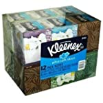 Kleenex Ultra Soft Facial Tissue, 12-...