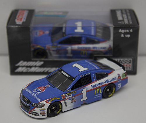 jamie-mcmurray-2015-sherwin-williams-164-nascar-diecast