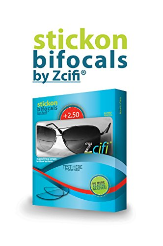 stick-on-bifocals-by-zcifi-lenses-250-free-case-stick-on-bifocals-make-any-eyewear-into-bifocals-ins