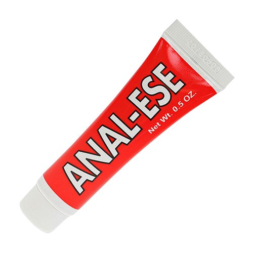 Anal Ese Cream Cherry  0.5 Oz