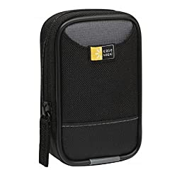 Case Logic Tbc-17 Black Nylon Compact Digital Camera Case