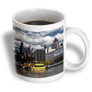 Roni Chastain Nyc - Nyc Water Taxi - 11Oz Mug (Mug_112603_1)