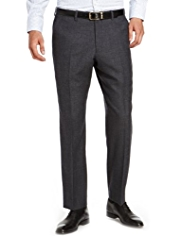 Collezione Luxury Pure Wool Flannel Trousers