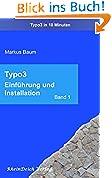 Typo3 Band 1 - Einführung und Installation
