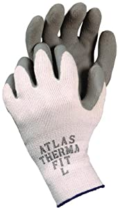 12 Pack Atlas Glove 451 Atlas ThermaFit Gloves - Large