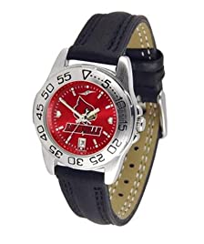 Louisville Cardinals NCAA Womens Sport Wrist Watch