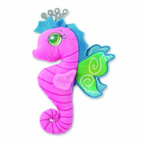 Nat and Jules Plush Toy, Ocean Seahorse Fairy Waverlee