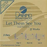 Let Them See You [Accompaniment/Performance Track] (Daywind Soundtracks Contemporary)