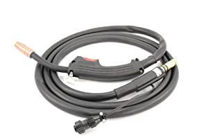 Hot Max 23200 Mig Gun Replacement with 10-Feet Hose by Hot Max