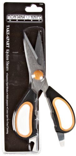 Montana Knife Take-Apart Kitchen Shears
