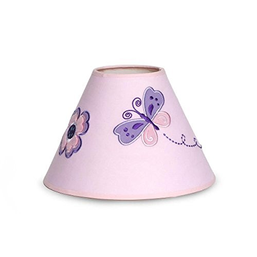 Babies R Us By Design Butterfly Lamp Shade - 1