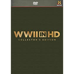 WWII in HD, Collectors Edition DVD