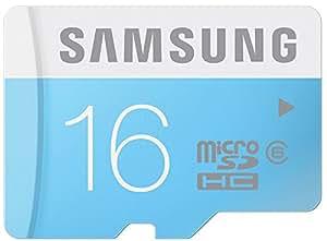Samsung MB-MS16D MicroSDHC 16GB Class 6 Memory Card