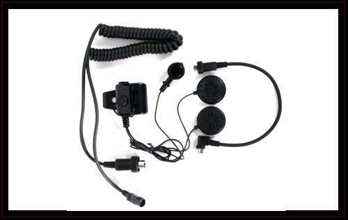 Chatterbox Cbdnrfhsb Dynamic Noise Reducing Full Face Touring Headset Kit