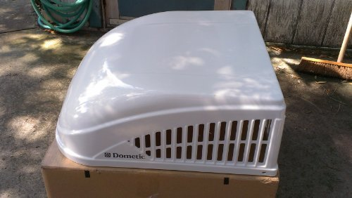 Dometic A/C Brisk Air Roof Top Air Conditioner Unit 13,500 BTU Upper Unit With Inside Ceiling Assy. (Top Ac Units And compare prices)