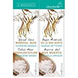 5 pks x Chantelle Dead Sea Mineral Mud Face Masques 2 x 6ml