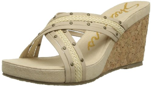 Skechers Women's Modiste Clogs & Mules Beige Beige (Nat) 6.5 (40 EU)
