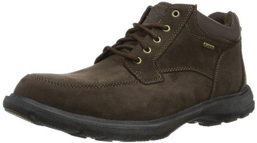 Timberland EK Richmont FTM_EK Richmont GTX Moc Toe Chukka 5054A - Botas para hombre, color marrón, talla 42